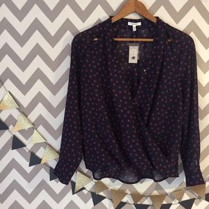 NWT Maurice's blouse
